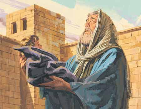 Resultado de imagem para simeao e o menino jesus