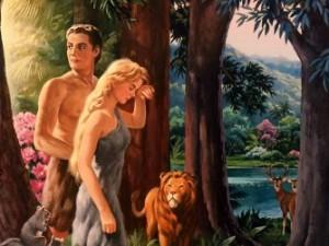 Com o pecado Adão e Eva morreram espiritualmente